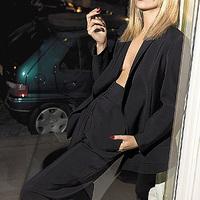 Kate Moss az YSL új kampányában