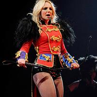 Britney újra turnézik