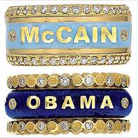 A politika begyűrűzött a divatba...