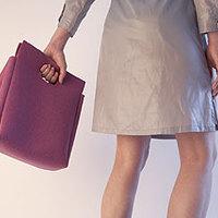 Világítós táska, rendetlen csajoknak