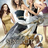 Photoshop disaster: Szex és New York plakát