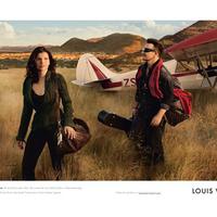 Bono a Louis Vuitton kampányában