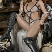 A legszexisebb kalózlány: Helena Christensen