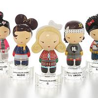 Új ruhát kapnak a Harajuku Girls parfümök