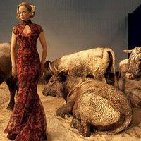 Nicole Kidman a Vogue-ban
