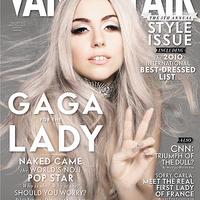 Lady Gaga a Vanity Fair címlapján