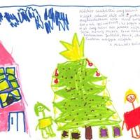 A mi karácsonyfánk - 2014