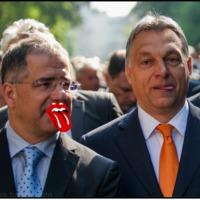 Orbán és tanítványai – Kósa útja, Giró-Szász szállodája