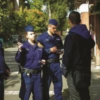 Rablót és verekedőt fogtak el a csepeli rendőrök