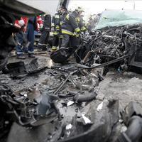 Három halottat követelt a tragikus ütközés a Weiss Manfréd úton