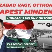 Hol szabad vagy, otthon vagy – Budapest Mindenkié!