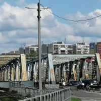 A gerincút teljes kiépítéséből semmi sem lett, a Gubacsi híd vészesen rozsdásodik