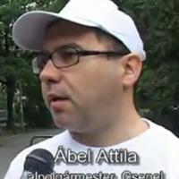 Ábel Attila csepeli alpolgármester, kerületi Fidesz elnök  legújabb vicce