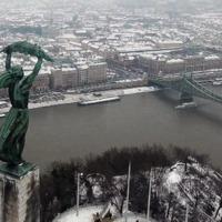Budapest 74 éve szabadult fel a náci német és a nyilas magyar  uralom alól