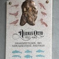Herman Ottó emlékét őrzik Csepelen