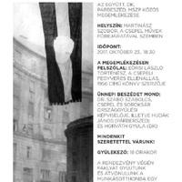 Csepeli és fővárosi megemlékezések október 23-án
