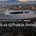 Ma este megnyílik a Puskás Aréna - Hatvanhat év után újra nemzeti stadiont avatnak Budapesten