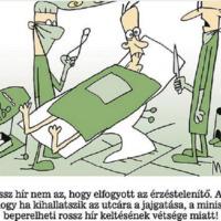 Kásler doktor veszélyes műtétre készül az egészségügyben