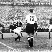 Hatvan éve volt a magyar foci Mohácsa a berni VB döntőjében