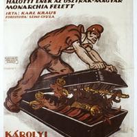 Száz éve, 1918. október 31-én győzött az őszirózsás forradalom