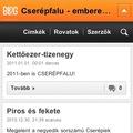 Narancssárga Cserépfalu