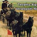 Tenyész-kipróbálás, versenyzés Nóniusszal