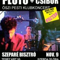 A Plutóval bucsúzunk Lacától. Bucsúzzatok Ti is! Budapest, Szeparé 2011. november 9.