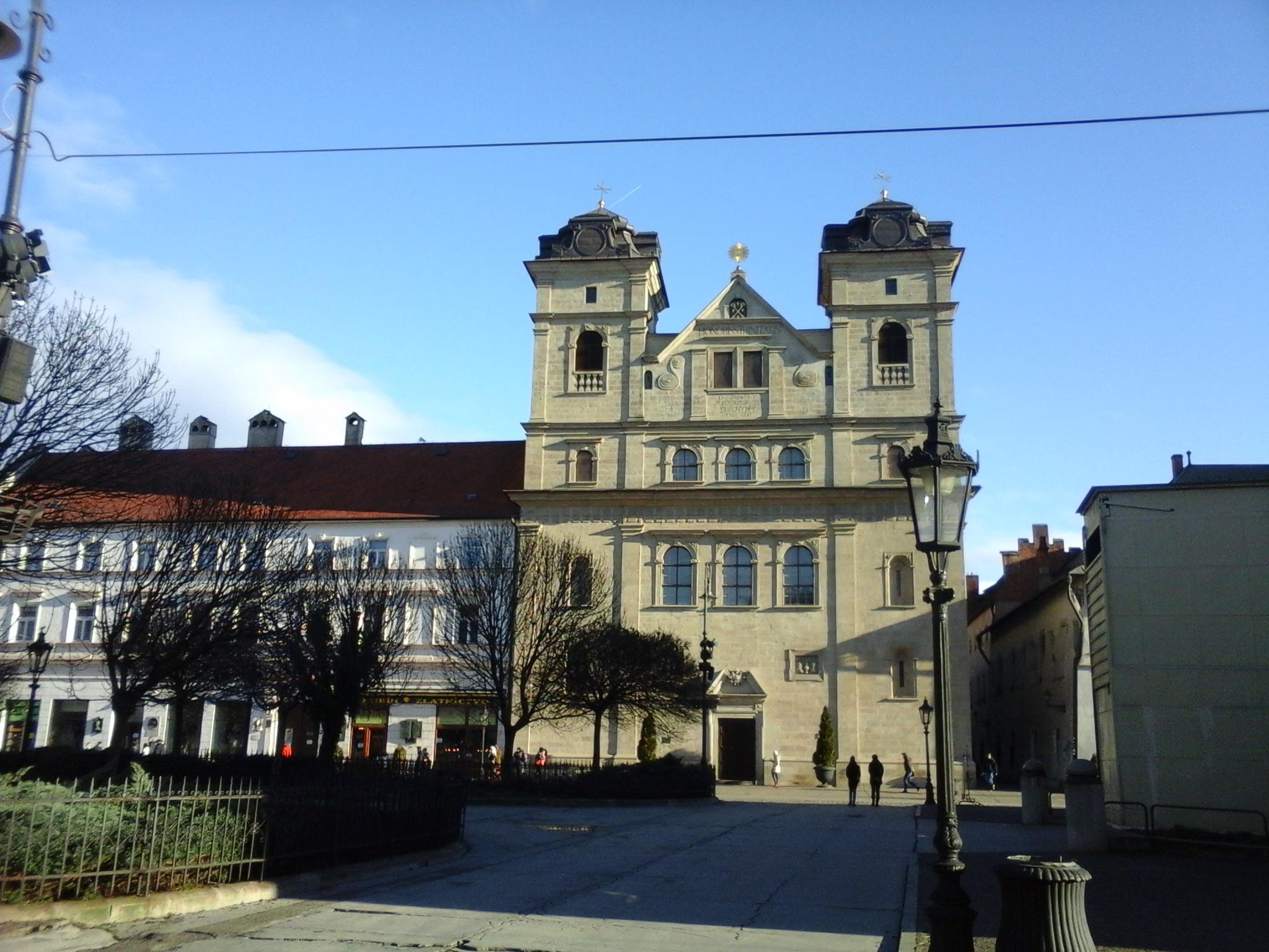 Jezsuita-premontrei templom