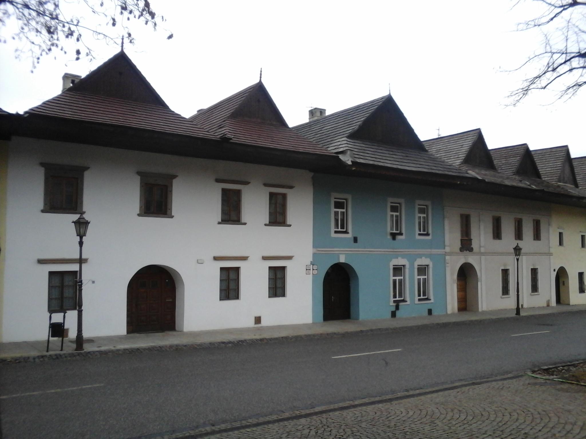 Polgárházak