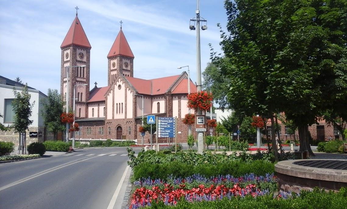 Füred városközpont