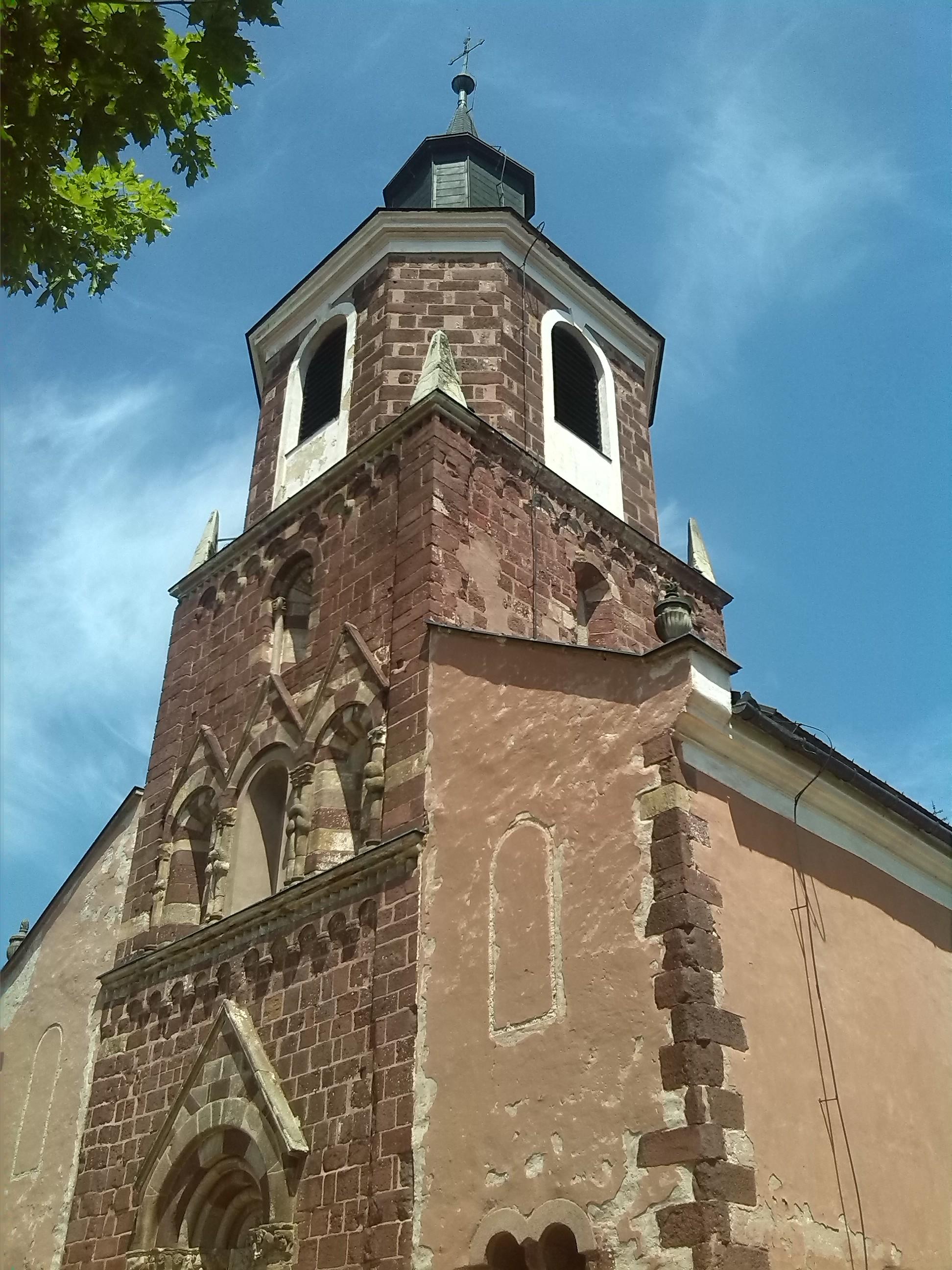 Felsőörs, prépostsági templom
