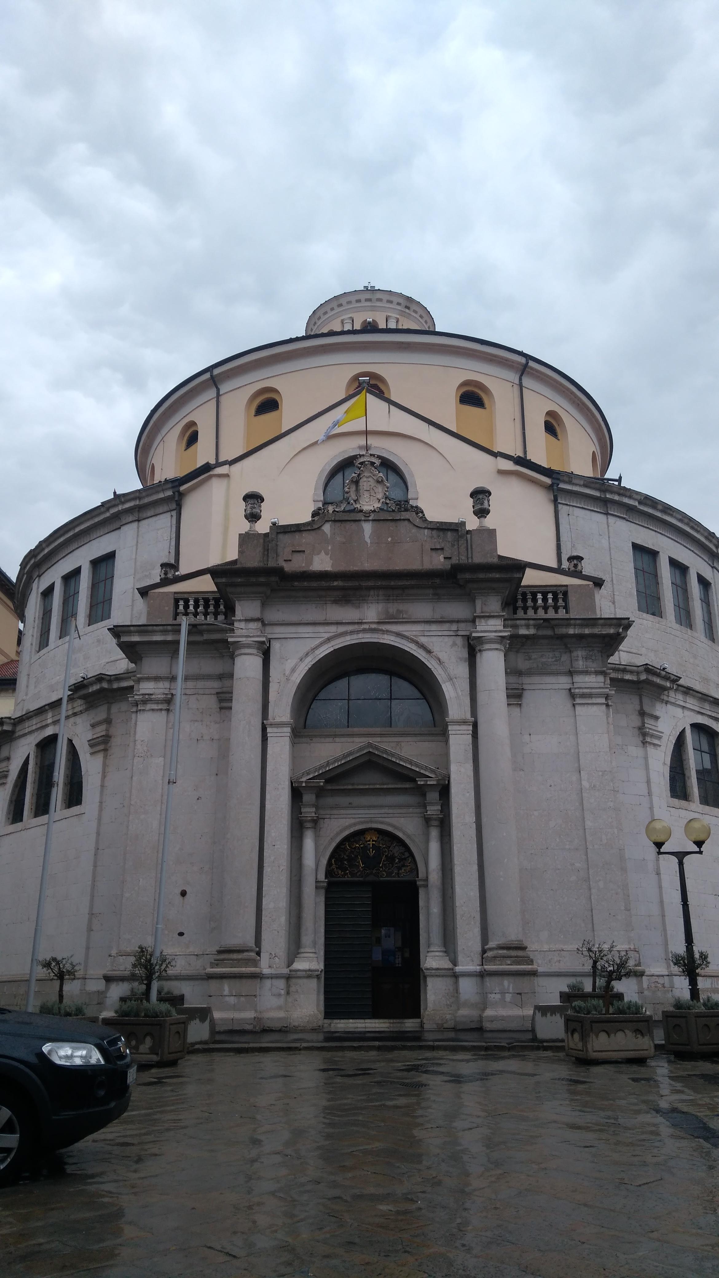 A fiumei katedrális