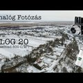 Analóg fotózás - Hasselblad 500 C/M - VLOG 20