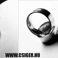 Gyűrű fotózás..