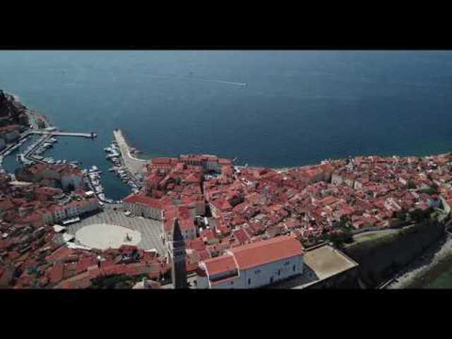 Portoroz, Szlovéni - Új VLOG rész