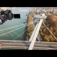 Pozsony, Canon EOS 6D Mark II teszt 02 fotókkal - Vlog 09