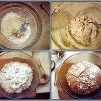 Dagasztás nélküli kenyér jénaiban