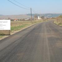 Jó út vezet Csíkbánkfalvára illetve Csíkszentmártonra