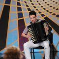 Szabó Ádám a harmónikás - Csillag Születik 2011