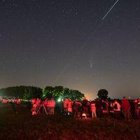 Egy hét a csillagok alatt: az MCSE Hajdúböszörményi Csoportja