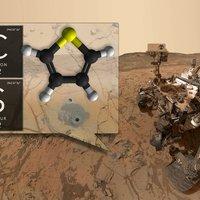 Szerves anyagokat találni a Marson II.