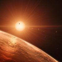 Hét bolygó, negyven fényévnyire - mi ez és miért örülünk neki?