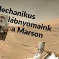Androméda Webcast: Mechanikus lábnyomaink a Marson