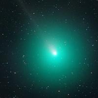 Nyakunkon az év üstököse