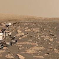 Jó hírek a Mars-szondákról