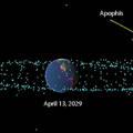 Nem jelent veszélyt az Apophis kisbolygó, de látványosan közel lesz
