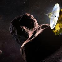 Szikla a Naprendszer végén