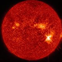 Az évtized legerősebb napkitörése
