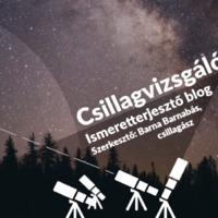 Bemutatkozik a Csillagvizsáló Blog!