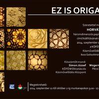 Ez is origami? kiállítás